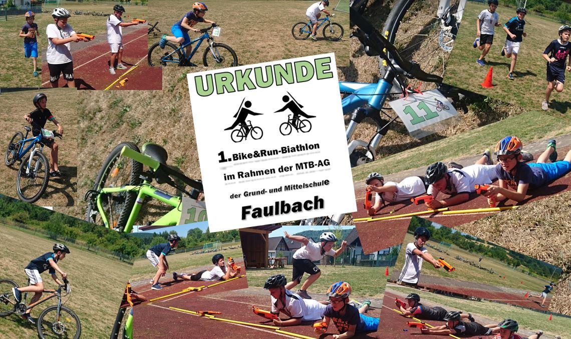 1. Faulbacher-Bike&Run-Biathlon