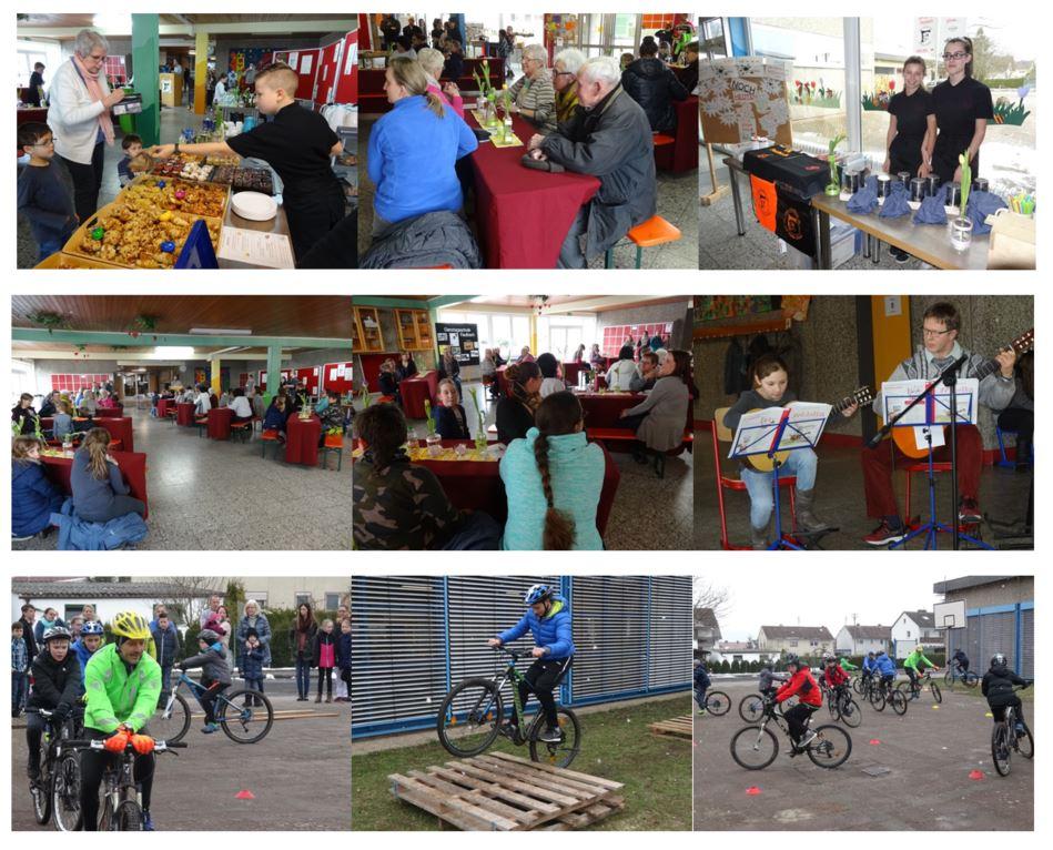 Die Faulbacher Schule öffnet ihre Tore