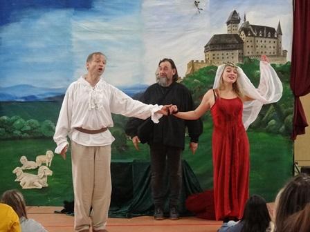 """Oper """"Bastien und Bastienne"""""""