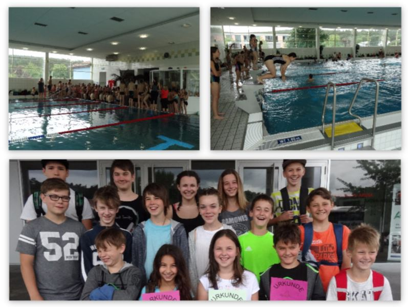 Kreisschwimmwettkämpfe 2016
