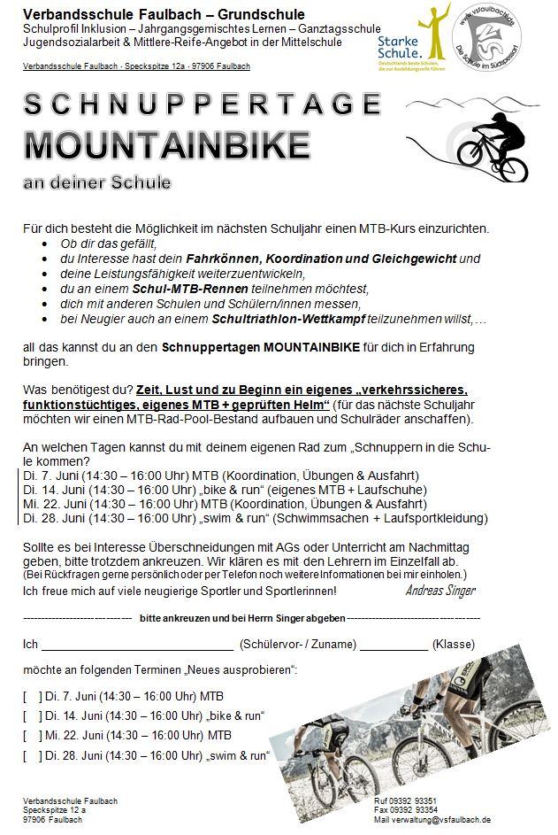 2016 MTB Schnupp