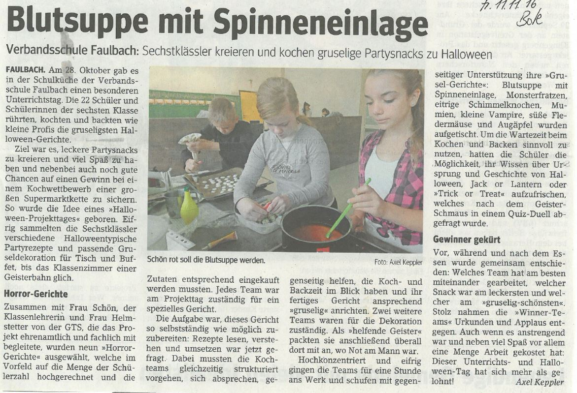 2016 Blutsuppe