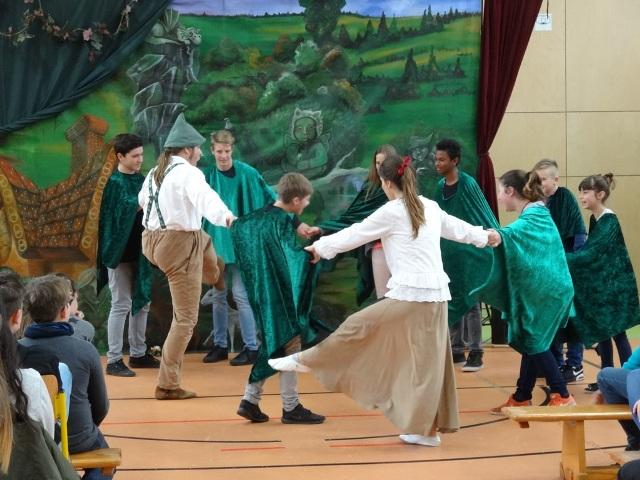 Junge Oper: Hänsel und Gretel im Spessartwald von Faulbach