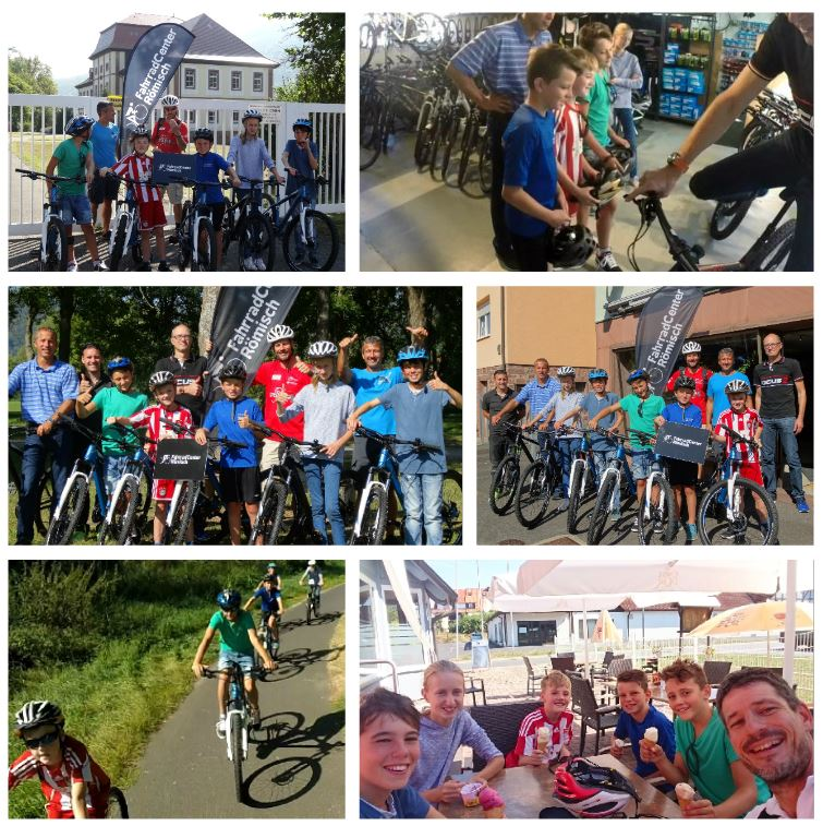 MTB VSF Roemisch Bike AG Collage