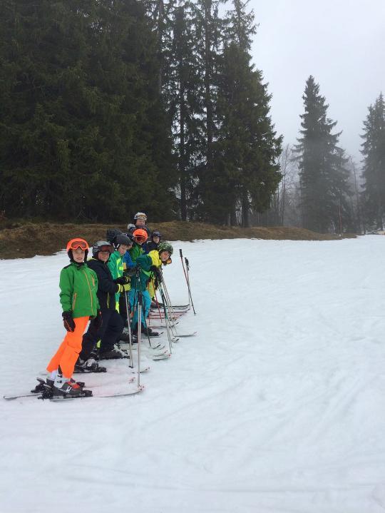 SLH OD Ski 18